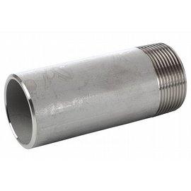 "Pipe nipple welding 1 1/4"" x 65mm"