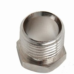 Compression fitting 3/8""