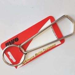 RWO R4100 Trapeze ring Inox 185mm x 45mm