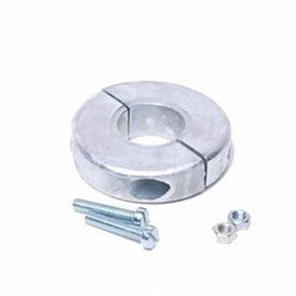 RE-Z Collar zinc anode. 60 x 100mm. H=25mm