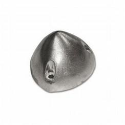 Max Prop zinc dia cœpula ánodo 38 mm