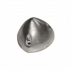 Max Prop de zinc dia cœpula  ánodo de 46mm