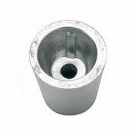Beneteau RC-Z Ánodo del eje de zinc L35mm, diámetro abertura 20mm