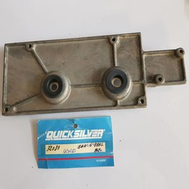 Quicksilver - Mercury 72030 Mercury Quicksilver Plate