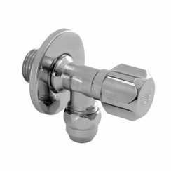 "Angle valve 1/2"" x 10 mm."