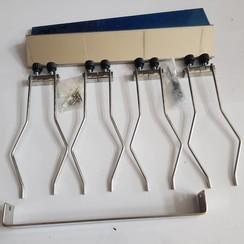 Plastimo Set de Gimbal Inox
