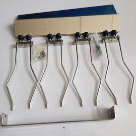 Plastimo Plastimo Set de Gimbal Inox