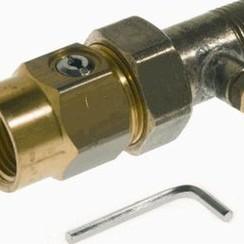 """Straight valve Ballofix 1"""""""