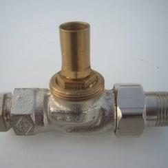 "HTE Thermostatic valve 1/2"""