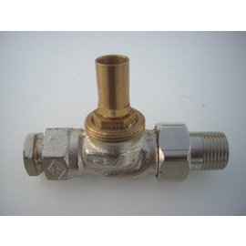 "Thermostatic valve 1/2"""