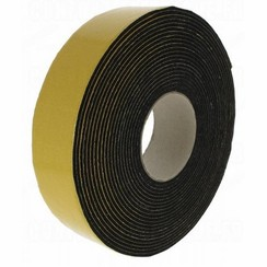 Adhesive pipe insulation tape