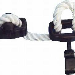 Bungy cuerda amortiguador