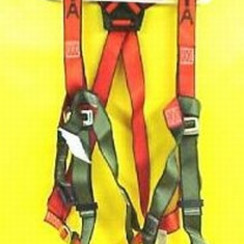 Full body safety harnesses