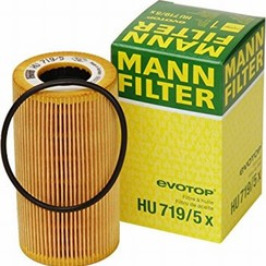 MANN Filtro de aceite HU 719/5X