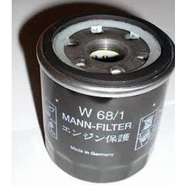 MANN MANN Oil filter W68/1