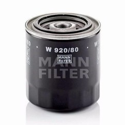 MANN Filtro de aceite W920/80