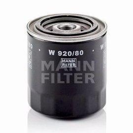 MANN MANN Filtro de aceite W920/80