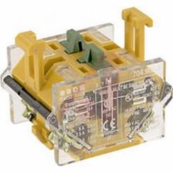 EAO Schakel element 10A-500VAC 704.900.3.  2NO
