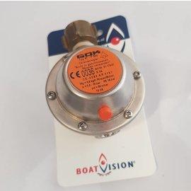 GOK GOK  Marine Inox Regulador de Butano y Propano gas