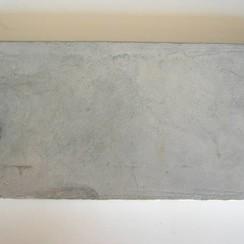 Ánodo de zinc placa 300 x 150 x 10 mm