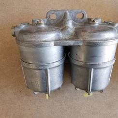 CAV Doble fuel y agua separador filtro