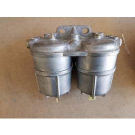 CAV CAV Doble fuel y agua separador filtro