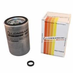 Lombardini fuel filtro 0021752640