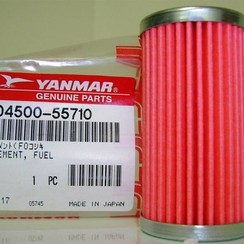 YANMAR Fuel filtro 104500-500710