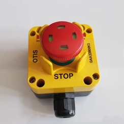 Emergency push button switch max. 690V -16A