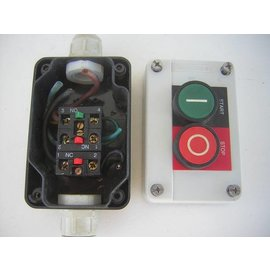 Telemecanique Telemecanique Start-Stop pulse button unit 400V