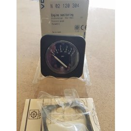 VDO VDO Oil pressure gauge N02120304