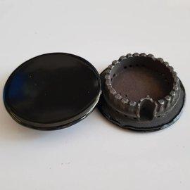 Gas Burner flame cap