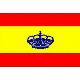 Baitra Baitra bandera España 28x46 cm