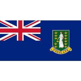 British Virgin Islands flag 100 x 150 cm