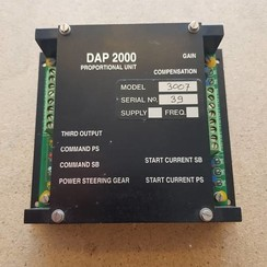 DAP 2000 Proportional unit model 3007