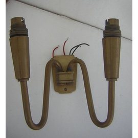 Dubbele wand lamp 24VDC or 230VAC