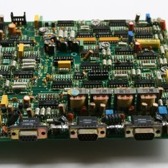 Microprocessor board SP 5-0-23833