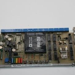 NSN 5999 17-105-2422 tarjeta de referencia de distancia