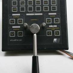Atlantic 551 roer control unit