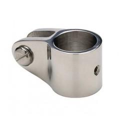 Adaptador de raíl deslizante Inox 30mm