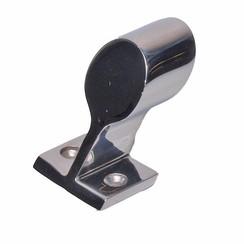 Talamex railing support 60° end cap  Inox 22mm