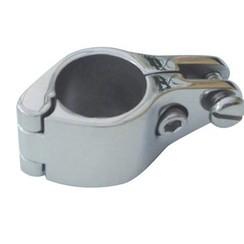 Base Barandilla articulada de Inox 22mm
