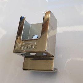 MarineTech Soporte para teléfono móvil pulido Inox