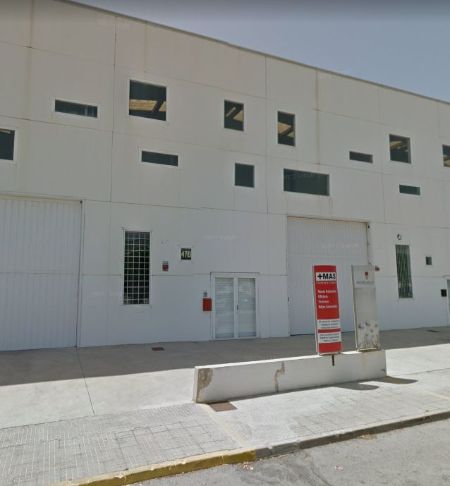 Warehouse of Ship Outlet Store in Paterna, Valencia