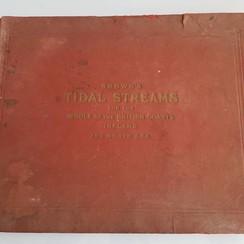 Brown´s Stroom atlas British-Irish coasts and North Sea 1947