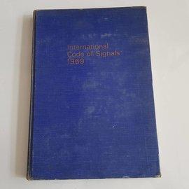 Crown Código Internacional de Señales de Her Majesty's Stationery Office 1969