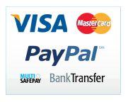 Varios métodos de pago