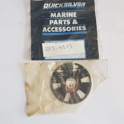 393-4313 Mercury Quicksilver Trigger disc