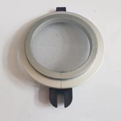 GEBO Mosquito screen aluminium round open 125mm