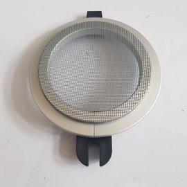 Gebo GEBO Mosquitera de aluminio redondo abierto 175mm